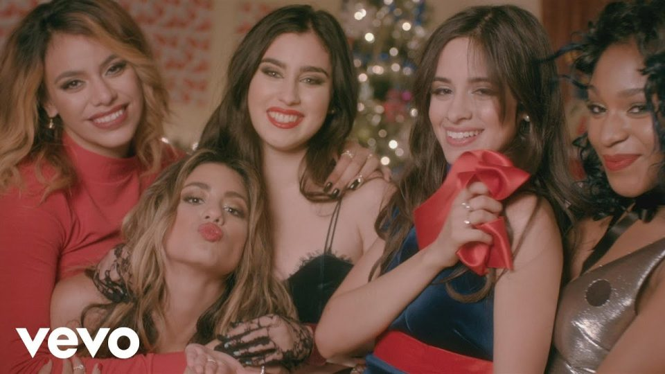 All I Want for Christmas Is You | Fifth Harmony