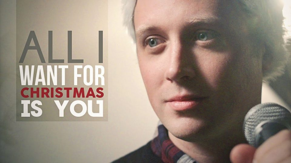 All I Want For Christmas (Minor Key) | Kurt Schneider (ft. Chase Holfelder)