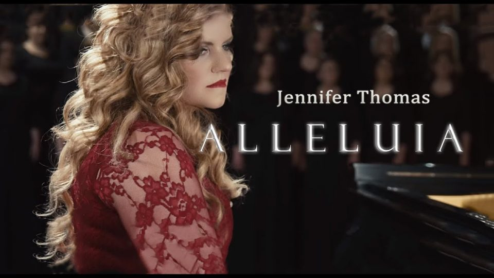 Alleluia | Jennifer Thomas (ft. Felicia Farerre & The Ensign Chorus)