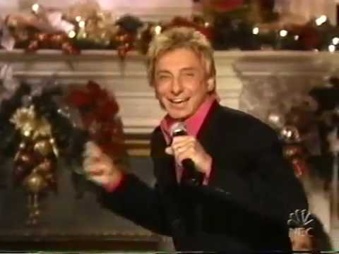 Happy Holidays/White Christmas | Barry Manilow