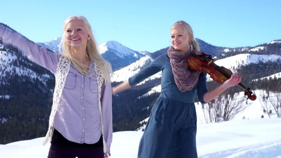 Hark! The Herald Angels Sing | The Gothard Sisters