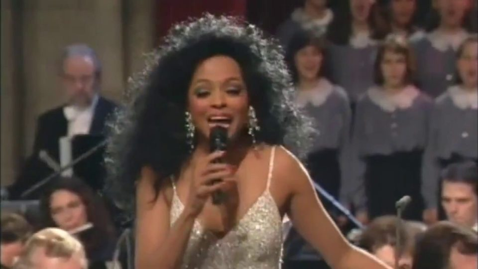 It's The Most Wonderful Time Of The Year | Diana Ross