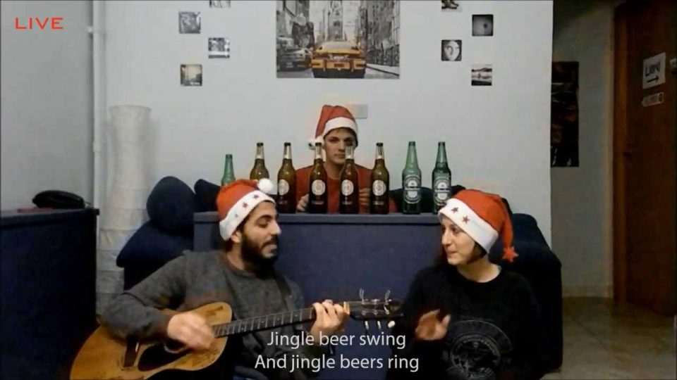 Jingle Beer Rock | I Chicchi Di Via Gianturco