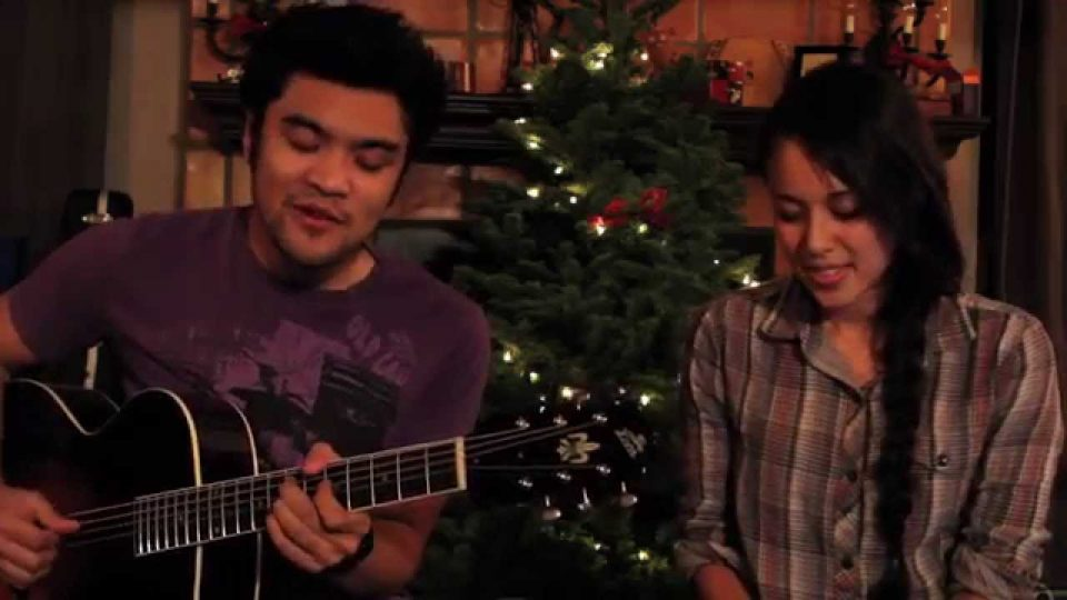 Let It Snow | Kina Grannis & Gabe Bondoc