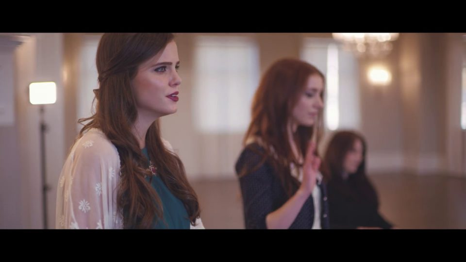 Mary Did You Know?/Away In A Manger | Tiffany Alvord & Maddie Wilson