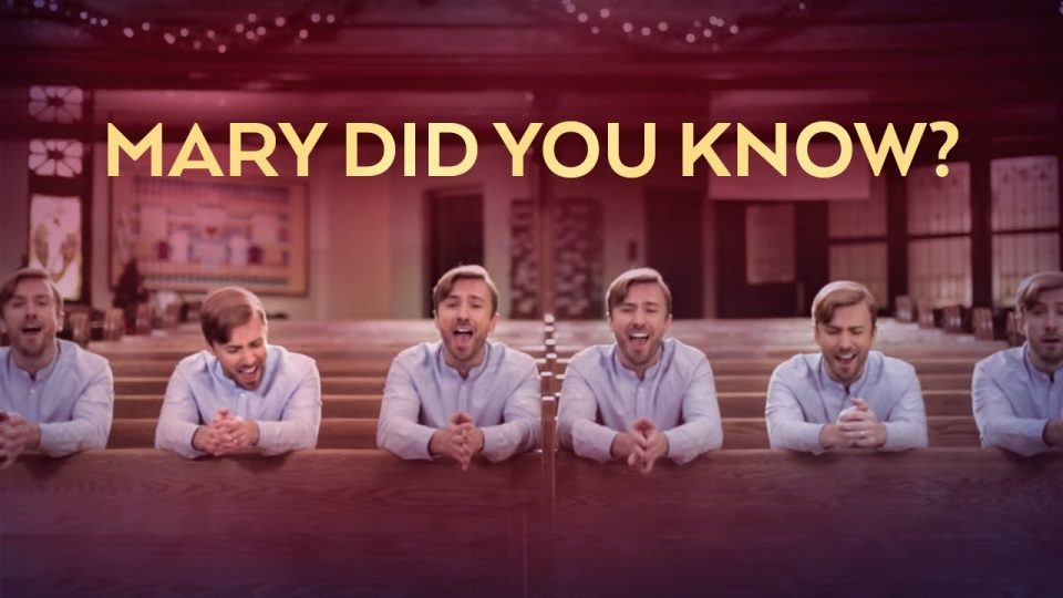 Mary, Did You Know? | Peter Hollens