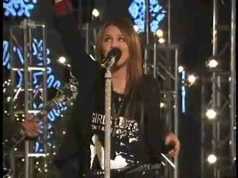 Rockin' Around The Christmas Tree | Miley Cyrus