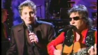 Rudolph The Red-Nosed Reindeer | Barry Manilow & Jose Feliciano