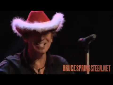 Santa Claus Is Comin' To Town | Bruce Springsteen
