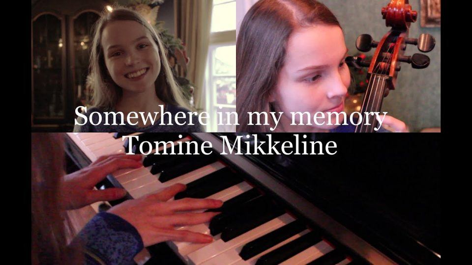 Somewhere In My Memory | Tomine Mikkeline Eide