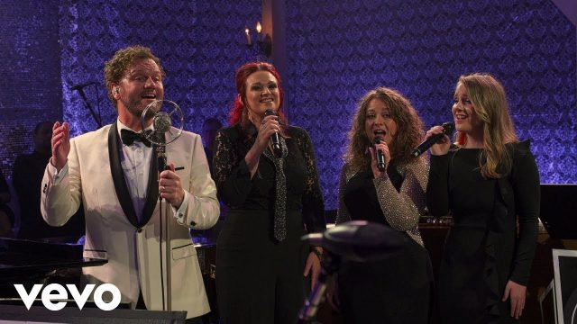 White Christmas | David Phelps (ft. Callie Phelps)