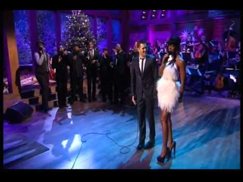 White Christmas | Michael Bublé (ft. Kelly Rowland & Naturally 7)