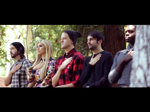 White Winter Hymnal – Pentatonix
