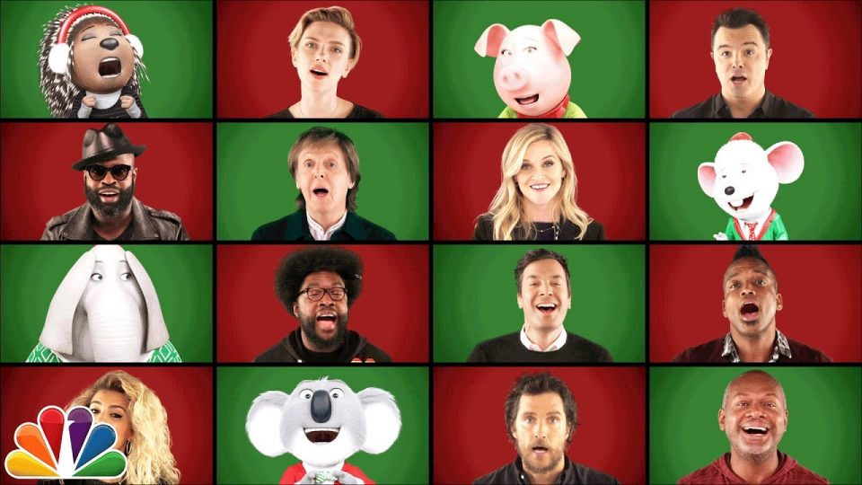Wonderful Christmastime | Jimmy Fallon & Friends