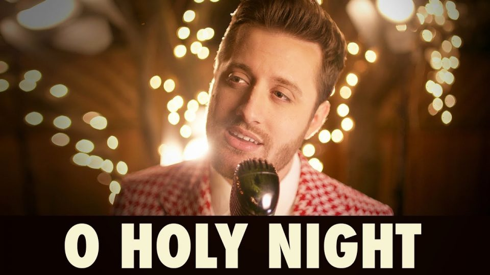 O Holy Night | Nick Pitera