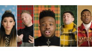 What Christmas Means To Me | Pentatonix