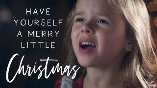 Have Yourself A Merry Little Christmas | Claire Crosby