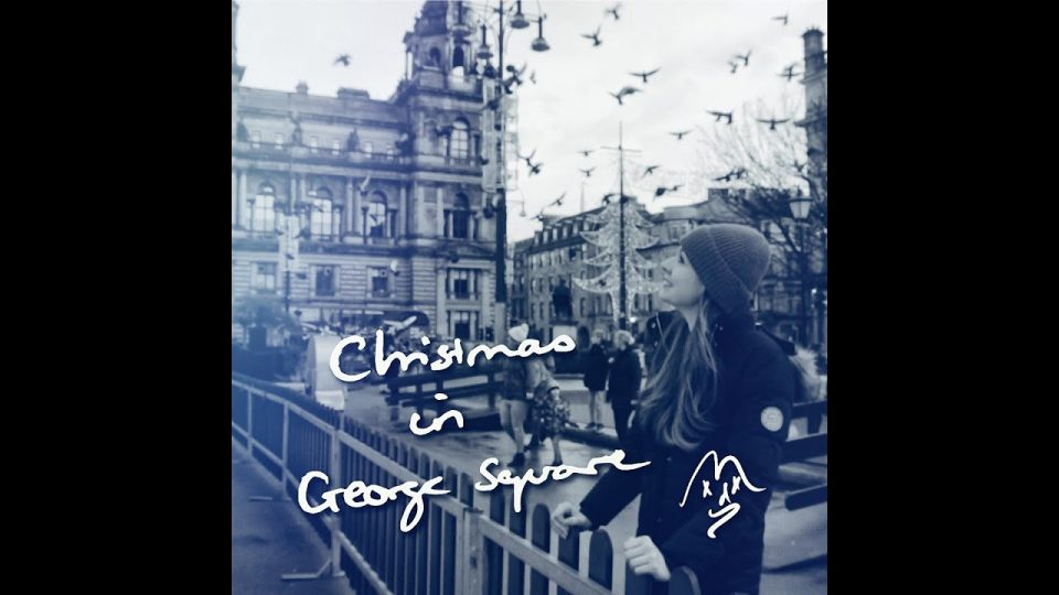 Christmas in George Square | Maddy Kearns