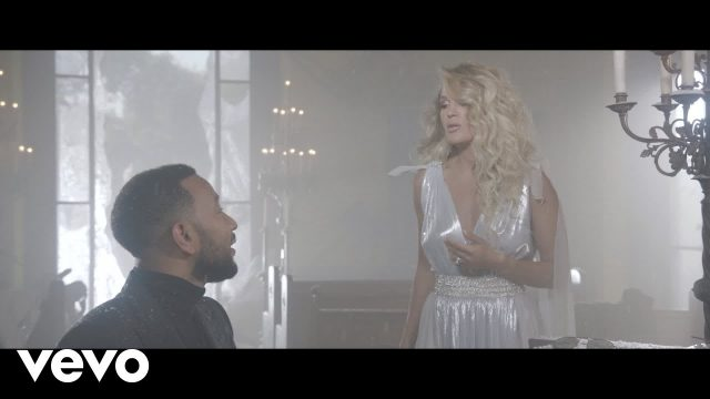 Hallelujah | Carrie Underwood & John Legend